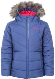 Куртка утепленная для девочек Columbia Katelyn Crest