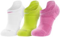 Носки женские Nike Dri-FIT Cushion No-Show Tab, 3 пары