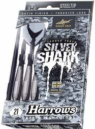 Дротики Harrows Silver Shark