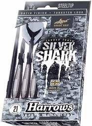 Дротики Harrows Silver Shark