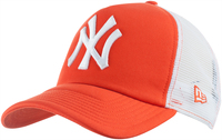Бейсболка New Era MLB Clean Trucker Neyyan Orgwhi