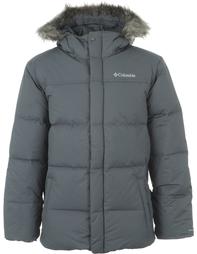 Куртка пуховая для мальчиков Columbia Portage Glacier