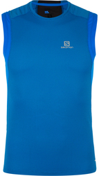 Футболка мужская Salomon Trail Runner Sleeveless Tee