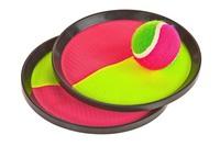 Набор с тарелками-ловушками и мячиком Torneo
