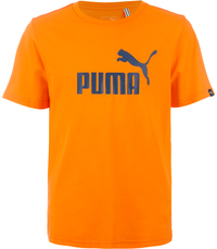 Футболка для мальчиков Puma ESS Large Logo Tee