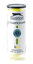 Набор теннисных мячей Slazenger Championship Hi Vis 3B