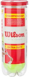 Набор теннисных мячей Wilson Championship Extra Duty 3