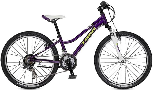 Велосипед подростковый для девочек Trek Precaliber 24