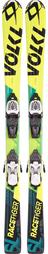 Лыжи горные детские Volkl Junior Racetiger + M 4.5 EPS