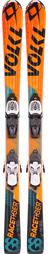 Лыжи горные детские Volkl Racetiger 3Motion + 4.5 3Motion Jr