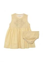 Комплект платье и трусы Mango Kids