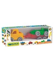 Машинки Wader