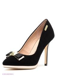 Черные Туфли Gaudi