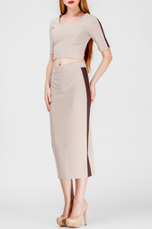 Комплект: юбка и топ Adelin Fostayn