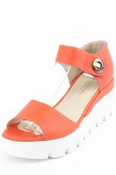 Туфли летние открытые Pera Donna