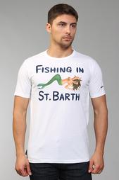 Футболка Saint Barth
