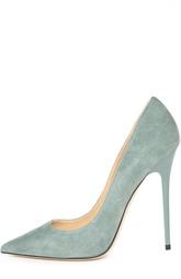 Зеленые Туфли Anouk на высоком каблуке Jimmy Choo