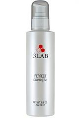 Очищающий гель для нормальной, комбинированной и жирной кожи 3LAB