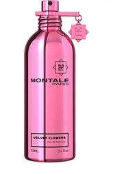 Парфюмерная вода Velvet Flowers Montale