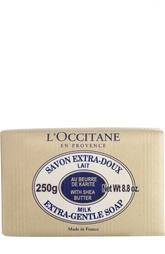 Туалетное мыло Молоко L`Occitane