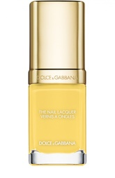 Лак для ногтей, оттенок 705 Lemon Dolce & Gabbana