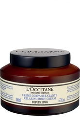 Расслабляющий крем для тела Аромакология L`Occitane