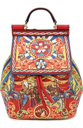 Рюкзак Sicily Backpack Dolce & Gabbana