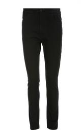 Узкие джинсы с накладными карманами Barbara I Gongini