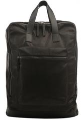 Кожаный рюкзак с карманами Ann Demeulemeester