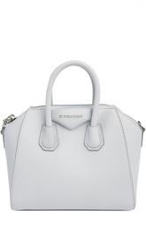 Кожаная сумка с двумя ручками Antigona Givenchy