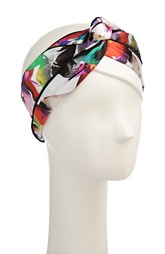 Шелковая повязка на голову Colette Malouf