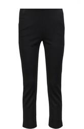 Укороченные облегающие брюки с карманами Giorgio Armani