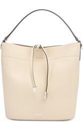 Кожаная сумка на шнурках Miranda Michael Kors