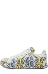 Кроссовки Dolce & Gabbana