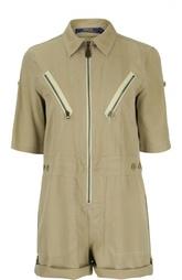 Джинсовый комбинезон-рубашка Polo Ralph Lauren