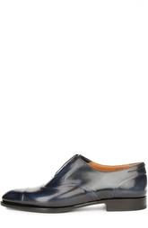 Туфли с ручным нанесением патины Berluti Shoes