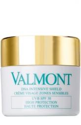 Крем для лица и чувствительных зон с SPF 30 Valmont