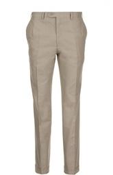 Классические брюки со шлевками Brioni