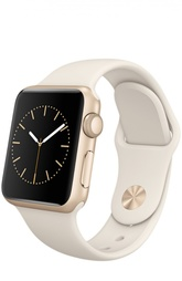 Apple Watch Sport 38mm Gold Aluminum Case Apple