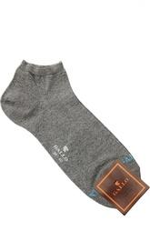 Укороченные хлопковые носки Gallo