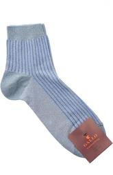 Хлопковые носки в полоску Gallo