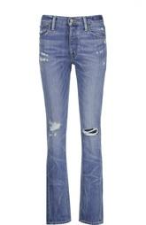 Рваные джинсы-скинни Polo Ralph Lauren