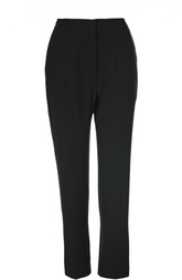 Укороченные брюки с высокой талией Alexander McQueen