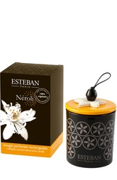 "Декоративная арома-свеча ""Нероли"" Esteban"