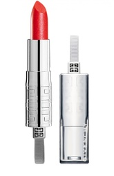 Помада для губ Rouge Interdit Shine №34 Audacious Coral Givenchy