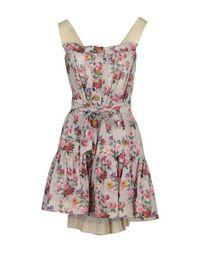 Короткое платье D&;G