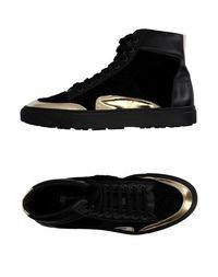 Высокие кеды и кроссовки Alberto Moretti