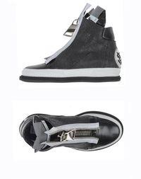 Высокие кеды и кроссовки SHY BY Arvid Yuki