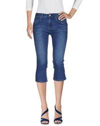 Джинсовые брюки-капри Burberry Brit