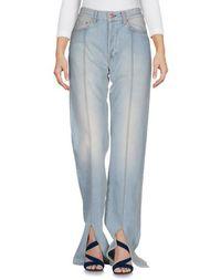 Джинсовые брюки Off White